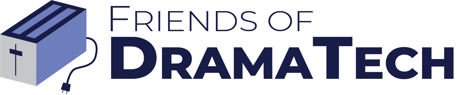 Friends of DramaTech Logo